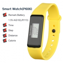 Smart Watches  Fashion dynamic gift watch silicone band health sports smart digital watch