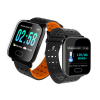 BFT8 Cheapest promotional price women men A6 fitness smartwatch heart rate blood pressure oxygen detection smart watch a-BFT8